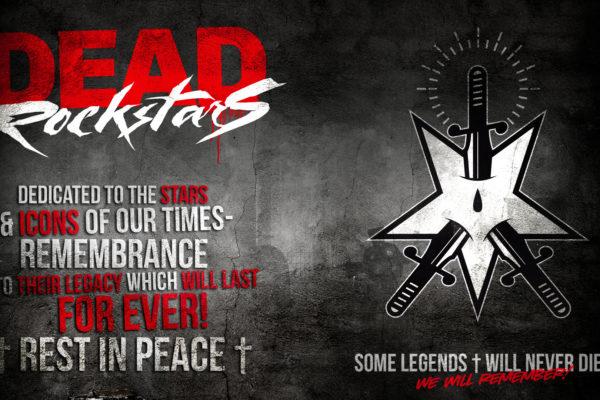 Jase34 - Dead Rockstars Series - Intro