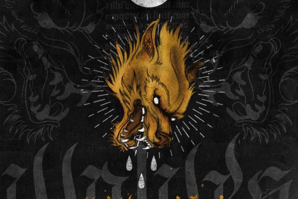 Jase34 - Wolves Not Far - Print