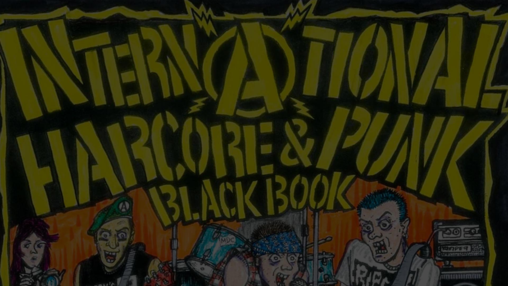 International Hardcore & Punk Blackbook